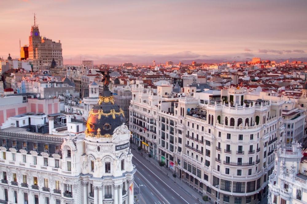 meilleures activités evjf Madrid - activités evjf insolites à madrid