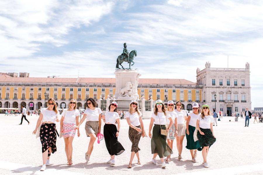 Les 50 meilleures activités EVJF à Lisbonne