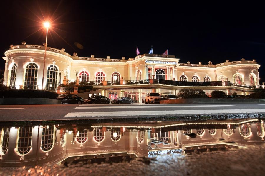 soirée evjf à deauville - soirée casino deauville