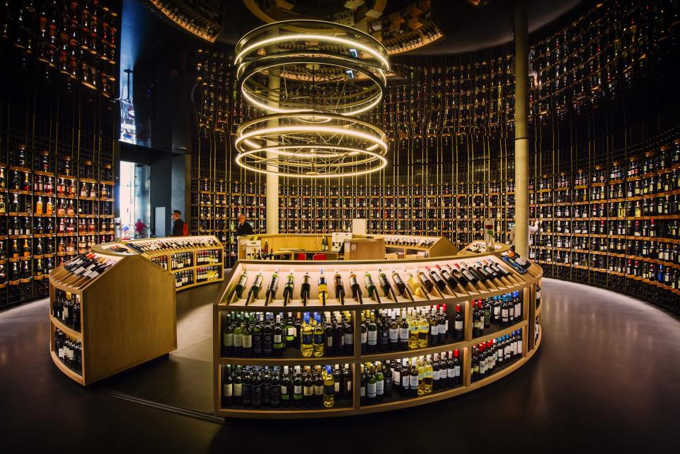 meilleures activités evjf bordeaux - la cité du vin à bordeaux