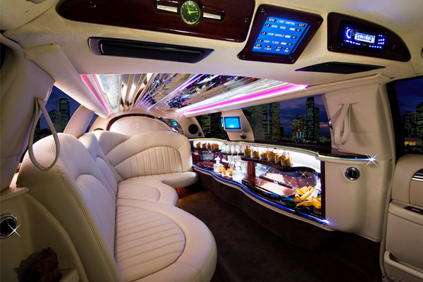 balade en limousine evjf